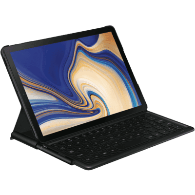 Galaxy Tab S4 Keyboard Cover - Black
