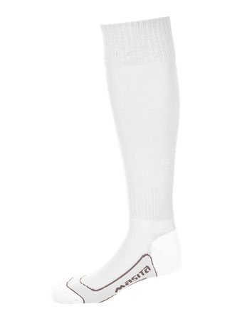 Socks Uni Wembley - White