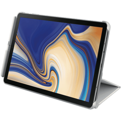 Galaxy Tab S4 Book Cover - Grey