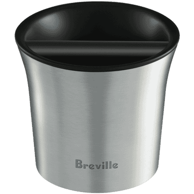 Breville - the Knock Box - Brushed Stainless Steel