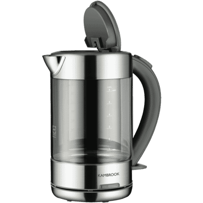 1.5L BPA Free Glass Kettle