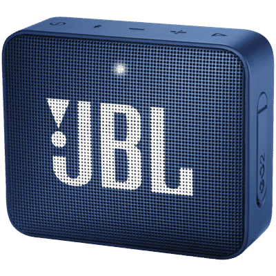 GO 2 Portable Bluetooth Speaker - Blue