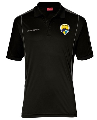 GCU Supporters Barca Polo Black