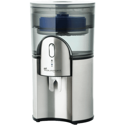 Desktop Filtered Water Cooler Stainless Steel