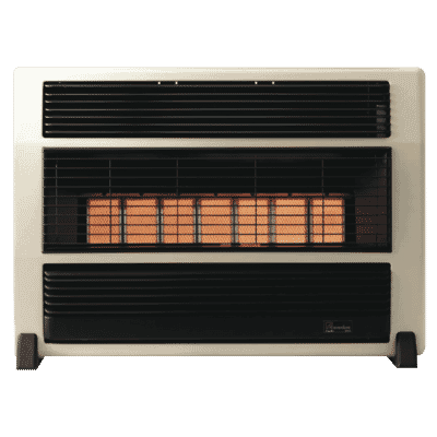 Brigadier 25MJ Sand NG Heater Unflued