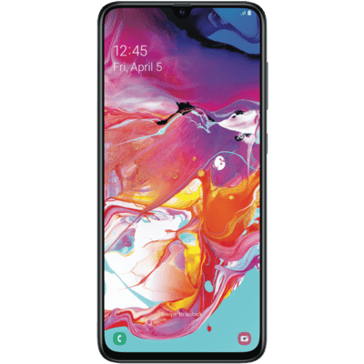 Galaxy A70 128GB Black