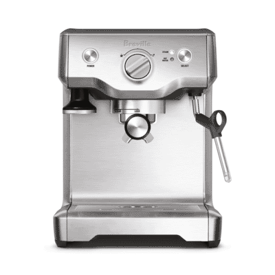 Breville - The Duo Temp Pro Espresso Machine - Brushed Stainless