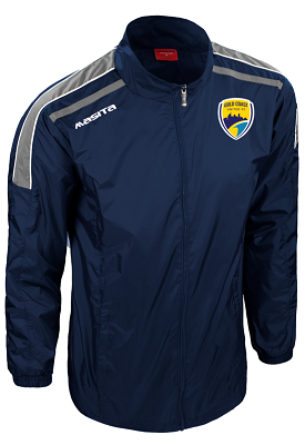 GCU Navy Rain Jacket Striker