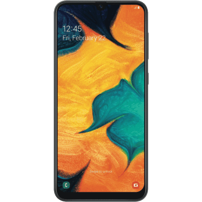 Galaxy A30 32GB Black