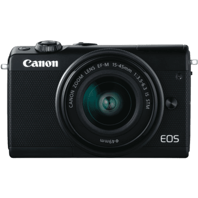 EOS M100 Mirrorless Camera with 15-45mm Lens