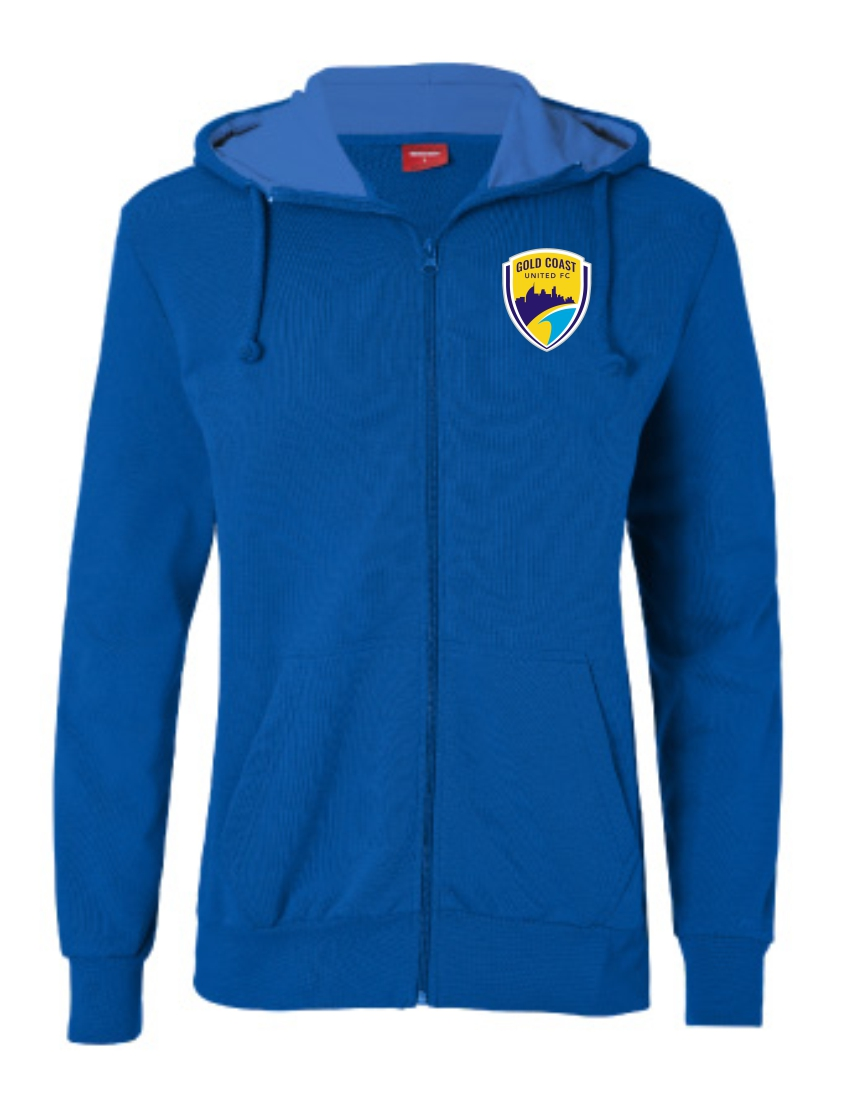 Gold Coast Royal Blue Women's Hoodie